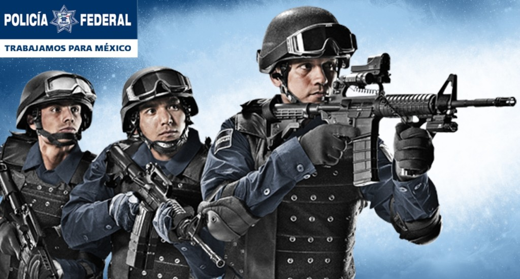 Policia Federal | MachacaCorp.